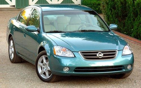 2002 Nissan Altima Service Repair Workshop Manual INSTANT DOWNLOAD