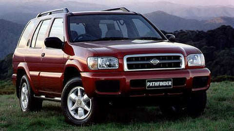 2002 Nissan Pathfinder R50 Series Factory Service Repair Manual INSTANT DOWNLOAD