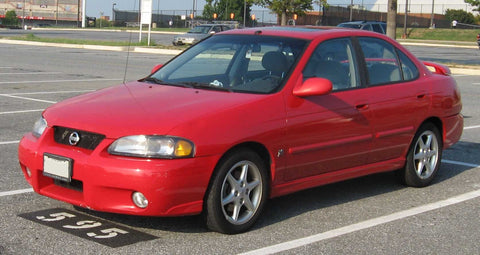 2002 Nissan Sentra Service Repair Workshop Manual DOWNLOAD