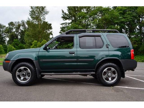 2002 Nissan Xterra Service Repair Workshop Manual DOWNLOAD