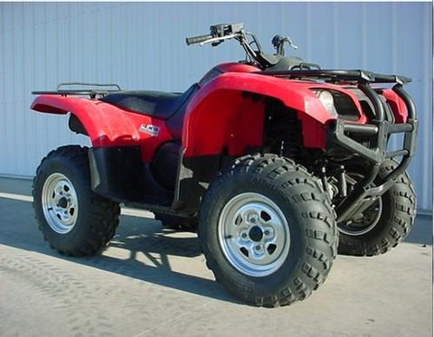 2002 YAMAHA YFM660FP GRIZZLY ATV SERVICE REPAIR MANUAL