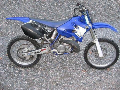 2002 YAMAHA YZ250 2-STROKE MOTORCYCLE REPAIR MANUAL