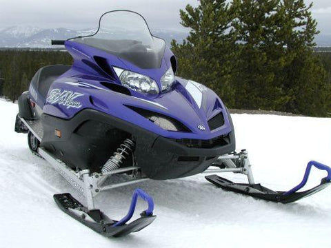 2002 Yamaha SX VIPER / S / ER / VENTURE 700 Snowmobile Service  Repair Maintenance Overhaul Workshop Manual