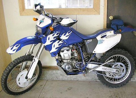 2002 Yamaha WR426F Owner's / Motorcycle Service Manual