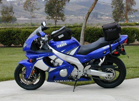 2002 Yamaha YZF600R Combination manual for model years 1997 ~ 2007