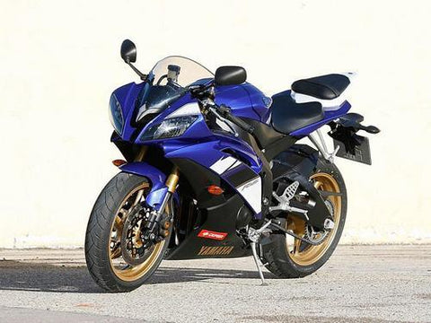 2003-2005 Yamaha YZF-R6R-SR, YZF-R6RC-RC, YZF-R6S-SC, YZF-R6T-TC Motorcycle Workshop Repair Service Manual