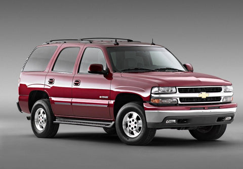 2003 Chevrolet Tahoe Service Repair Manual