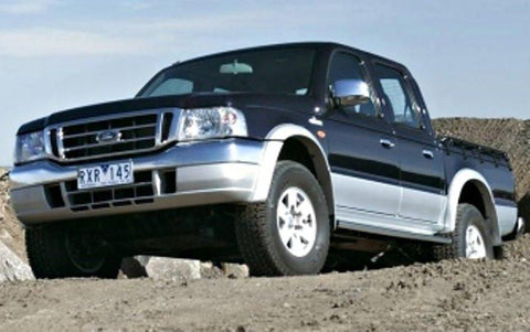 2006 ford courier V6 Workshop Service Repair Manual