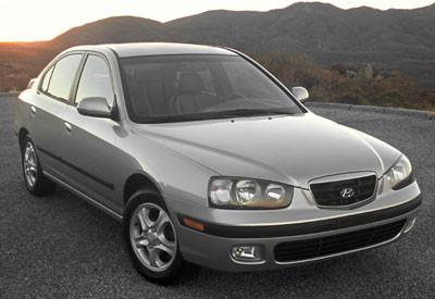 2003 HYUNDAI ELANTRA REPAIR MANUAL