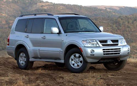 2003 Mitsubishi Montero Service Repair Workshop Manual Download
