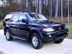 2003 Mitsubishi Montero Factory Service Repair Manual INSTANT DOWNLOAD