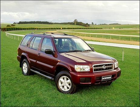 2003 Nissan Pathfinder Service Repair Workshop Manual INSTANT DOWNLOAD