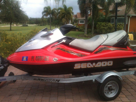 2003 SeaDoo Sea-Doo Personal Watercraft Service Repair Workshop Manual DOWNLOAD