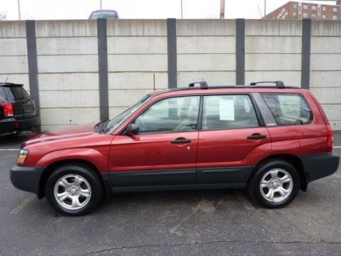 2003 Subaru Forester Factory Service Repair Manual INSTANT DOWNLOAD