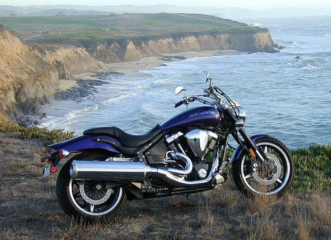 2003 Yamaha ROAD STAR WARRIOR / MIDNIGHT Motorcycle Service Manual
