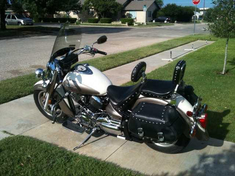 2003 Yamaha V STAR 1100 CLASSIC Motorcycle Service Manual