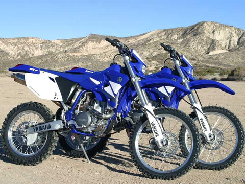 2003 Yamaha WR250FR Service Repair Manual INSTANT DOWNLOAD