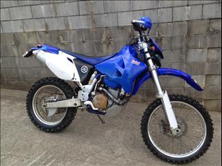 2003 Yamaha WR450F(R) Service Repair Workshop Manual DOWNLOAD