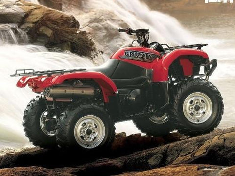 2003 Yamaha YFM400FAR Kodiak ATV Service Repair Manual INSTANT DOWNLOAD
