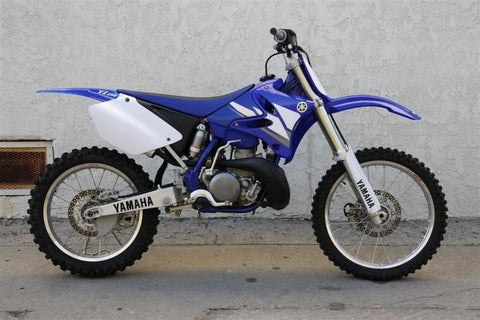 2003 Yamaha YZ250 Owner's / Motorcycle Service Manual