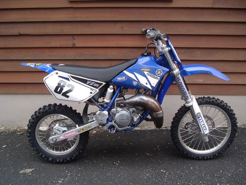 2003 Yamaha YZ85 Owner's / Motorcycle Service Manual