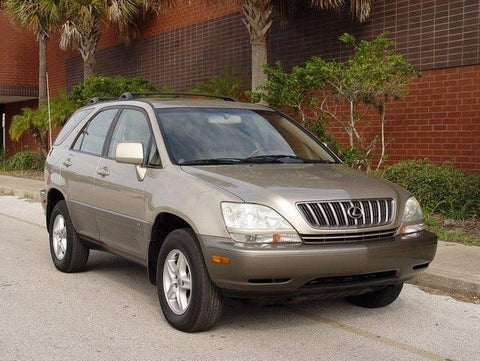 2003 Lexus Rx300 Workshop Service Repair Manual Software