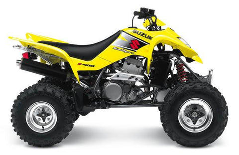 2004-2009 SUZUKI LT-Z250 QUAD SPORT ATV REPAIR MANUAL