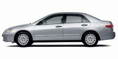 2004 Honda Accord Sedan Owner's Manual