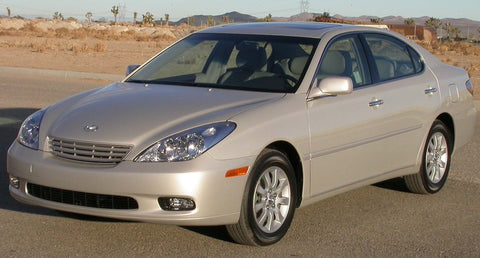 2004 lexus es330 complete owners manual