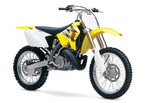 2004 Suzuki RM250 Service Repair Manual INSTANT DOWNLOAD