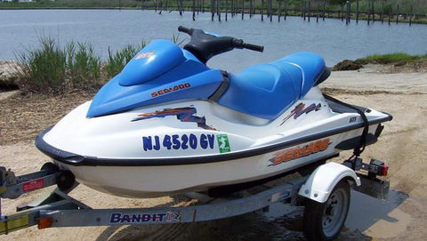 2004 SeaDoo Sea-Doo Personal Watercraft Service Repair Workshop Manual DOWNLOAD