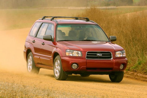 2004 Subaru Forester Factory Service Repair Manual INSTANT DOWNLOAD