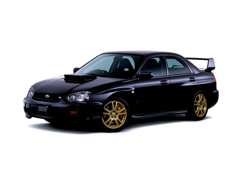 2004 Subaru Impreza WRX & STI Service Repair Workshop Manual Download