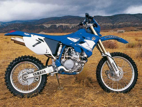 2004 YAMAHA WR450F MOTORCYCLE SERVICE REPAIR MANUAL DOWNLOAD!!!