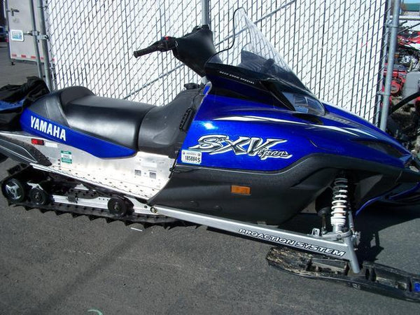 2004 Yamaha Sx Viper Mountain Snowmobile Service Repair