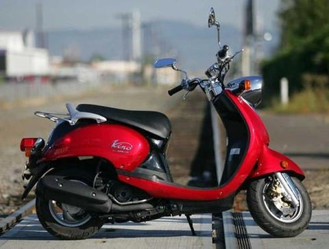 2004 Yamaha Vino 125 YJ125S Service Repair Manual INSTANT DOWNLOAD