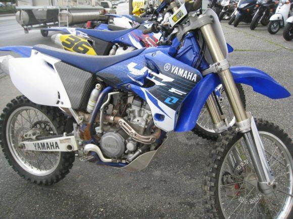 2004 yamaha yz250f 4 stroke motorcycle repair manual pdf
