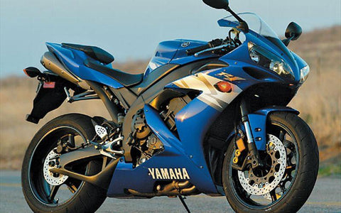2004 Yamaha YZF-R1 Motorcycle Service Manual