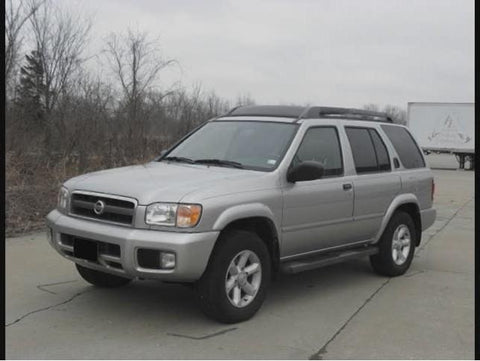 2000-2004 Nissan pathfinder Workshop Service Repair Manual