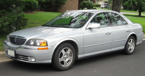 lincoln ls repair manual