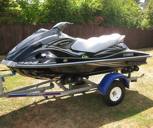 Yamaha waverunner Ra700at owners manual