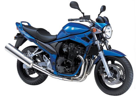 2005 Suzuki Bandit GSF650, GSF650S Workshop Repair Service Manual BEST DOWNLOAD