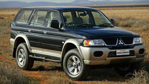 2005 Mitsubishi Challenger Workshop Service Repair Manual
