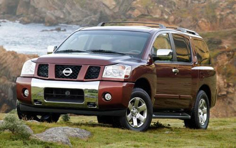 2005 Nissan Armada Service Repair Workshop Manual DOWNLOAD