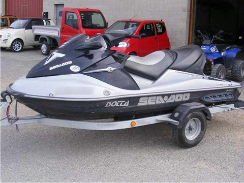 2005 SEA-DOO 4-TEC MODELS VEHICLE SERVICE REPAIR MANUAL DOWNLOAD!!!