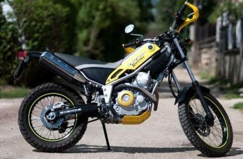 2005 YAMAHA XG250 TRICKER SERVICE REPAIR MANUAL DOWNLOAD!!!
