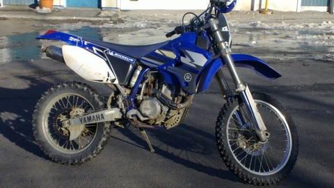 2005 YAMAHA YZ450FT SERVICE REPAIR MANUAL DOWNLOAD!!!