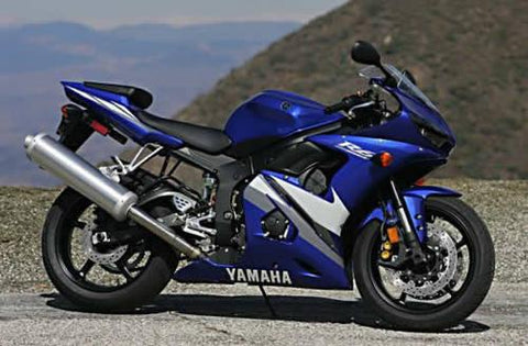 2005 YAMAHA YZF-R6 MOTORCYCLE SERVICE REPAIR MANUAL DOWNLOAD!!!