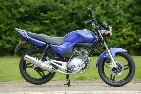 2005 Yamaha YBR125ED Service Repair Workshop Manual DOWNLOAD