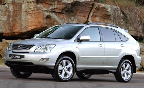 2005 Lexus Rx330 Workshop Service Repair Manual Software